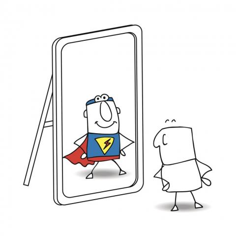 Als trainingsacteur ben ik jouw spiegel